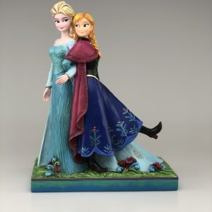 Disney Traditions Showcase Frozen Sisters Forever