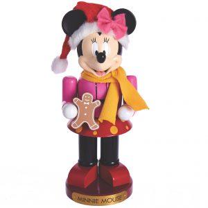 Notenkraker / Nutcracker Minnie Mouse met Gingerbread