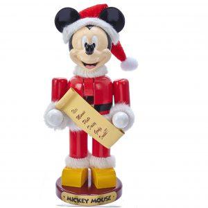 Notenkraker / Nutcracker Mickey Mouse Als Santa