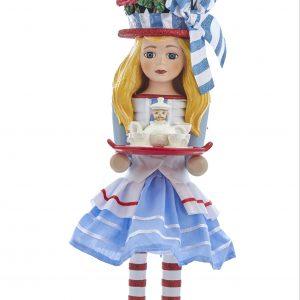 Notenkraker / Nutcracker Alice in Wonderland Hollywood Alice