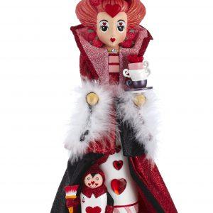 Notenkraker / Nutcracker Alice in Wonderland Hollywood Queen of Heart
