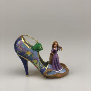 Kerst ornament Schoentje Prinses en de Kikker Bradford Exchange