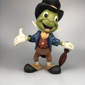 Jiminy Cricket / Jaapie Krekel Showcase 35 cm Hoog !!