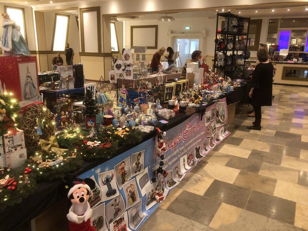 20 september 2020 Mickeys Gifts met een grote stand op het Haagse Disney Event
