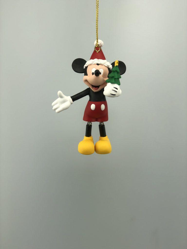 Kerst Ornament Kerstbal Mickey Beweegbaar
