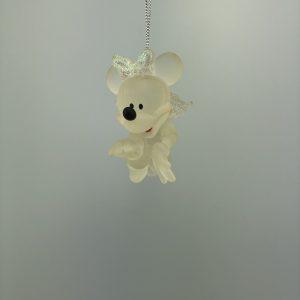 Minnie Mouse Kerst Ornament als kerst engel
