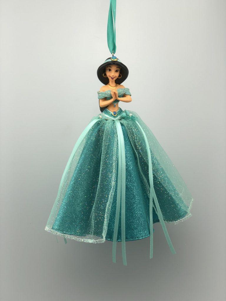 Kerst Ornament Kerstbal Jasmine Aladdin
