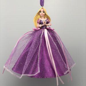 Kerst Ornament Kerstbal Rapunzel