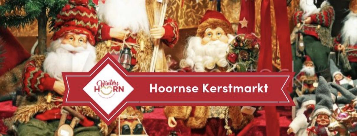 Zondag 13 December de Hoornse Kerst Markt