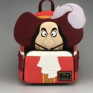 Loungefly Captain Hook / Kapitein Haak Mini BackPack / Rugzak