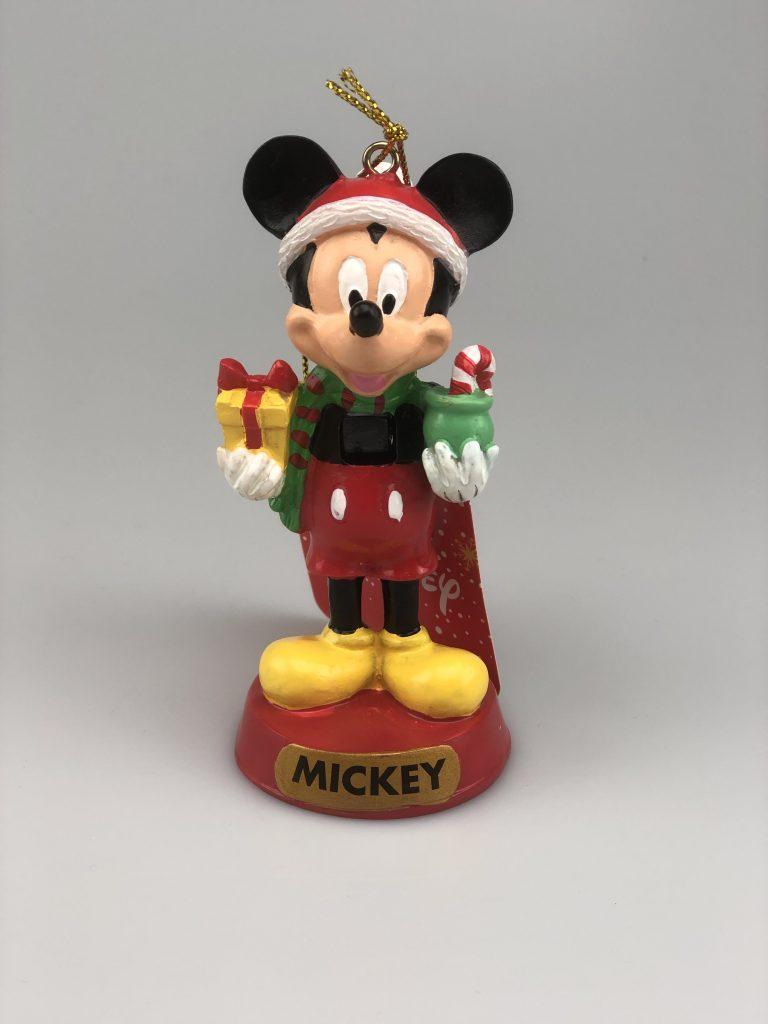 Notenkraker Kerst Ornament Kersthanger Kerstbal Mickey Mouse Kurt S Adler Hand Beschilderd