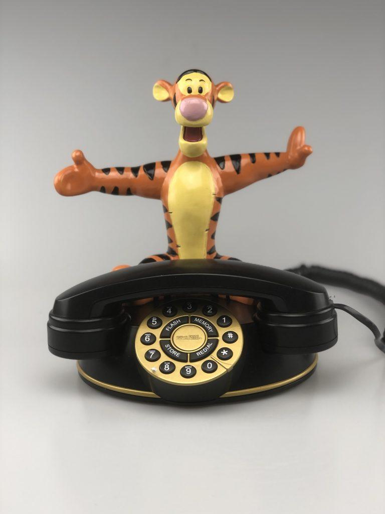 Teigetje vaste telefoon Winnie de Pooh