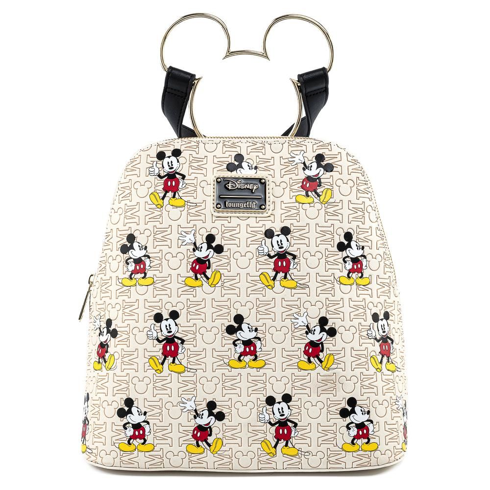 Loungefly Mickey Hardware Backpack / Rugtas