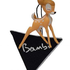 Bambi on Plateau Kerst Ornament Kerstbal Kurt S Adler