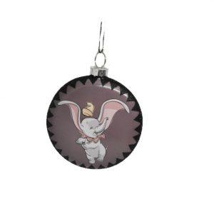 Dombo Glas Disc Ornament Kerstbal Kurt S Adler