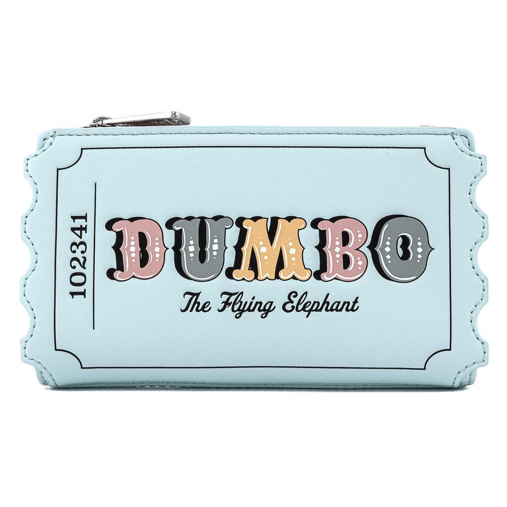 Loungefly Disney Dombo's Flying Circus Tent Portemonnee