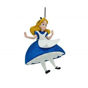 Alice in Wonderland 3D Resin Ornament / Kerstbal Kurt S Adler