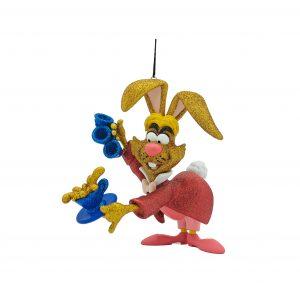 Alice in Wonderland Maartse Haas / 3D Ornament / Kerstbal Kurt S Adler
