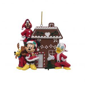 House of Disney 2D Ornament / Kerstbal Kurt S Adler