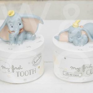 DISNEY MAGICAL BEGINNINGS TOOTH & CURL BOXES - DOMBO