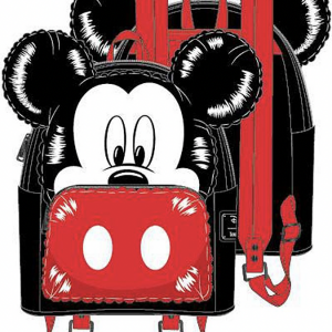LOUNGEFLY DISNEY MICKEY MOUSE BALLOON COSPLAY MINI BACKPACK RUGZAK