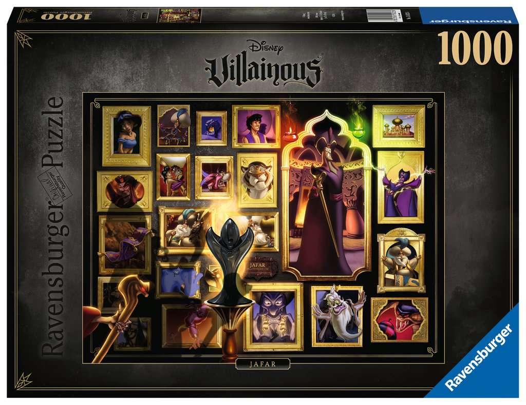 Ravensburger puzzel Villainous: Jafar - Legpuzzel - 1000 stukjes