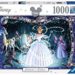Ravensburger puzzel Disney Assepoester - Legpuzzel - 1000 stukjes