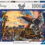 Ravensburger puzzel De Leeuwenkoning - Legpuzzel - 1000 stukjes