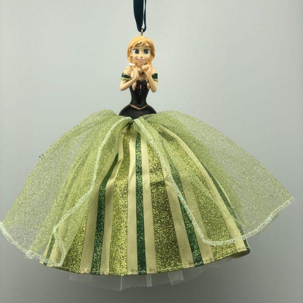 Kerst Ornament Kerstbal Anna Frozen