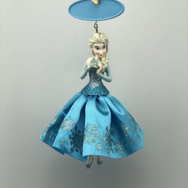 Kerst Ornament Kerstbal Elsa Frozen 2014