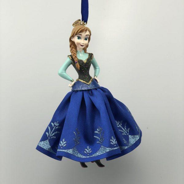 Kerst Ornament Kerstbal Anna Frozen 2014