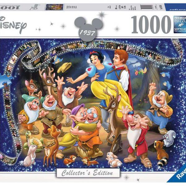 Ravensburger puzzel Disney Sneeuwwitje - Legpuzzel - 1000 stukjes